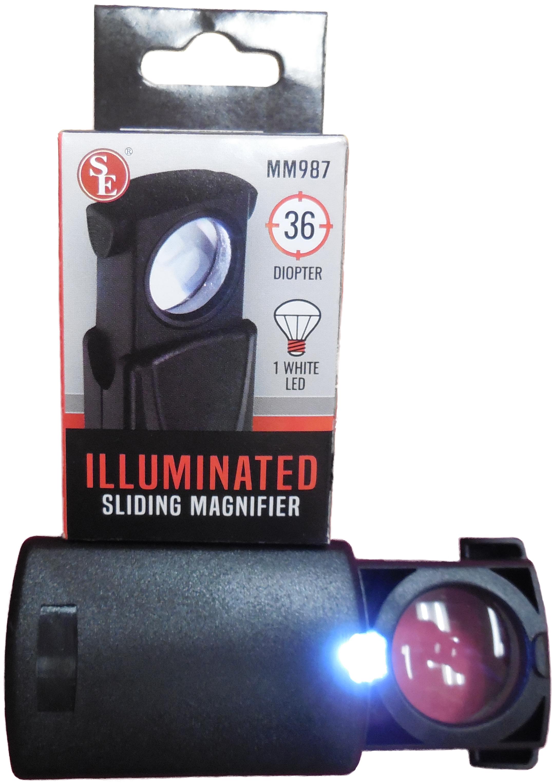 Sliding Magnifier